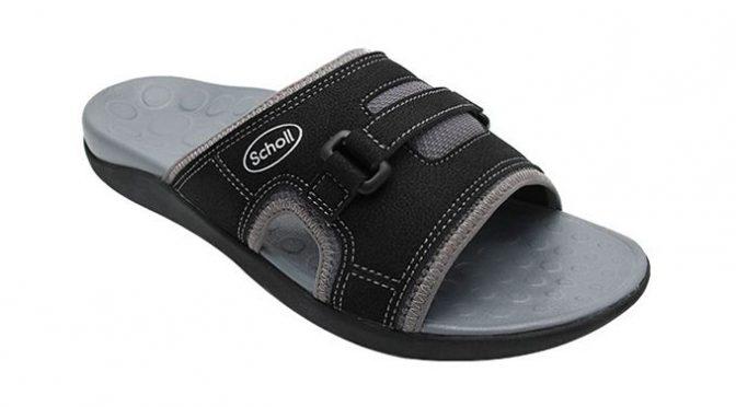 รองเท้าสำหรับคนเท้าแบน ต้อง scholl